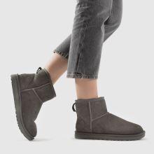 0950e73fa3c ugg grey classic mini ii boots