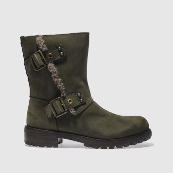 Ugg Khaki Niels Womens Boots