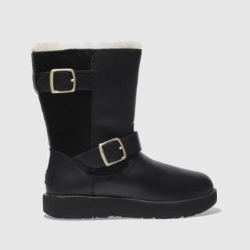 Ugg Black Breida Waterproof Womens Boots