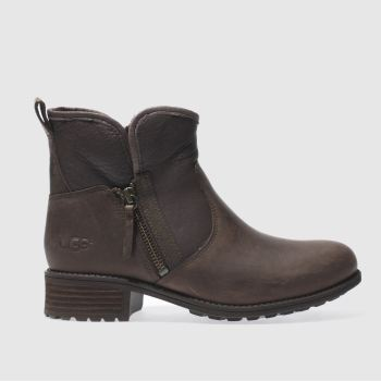 Ugg Brown Lavelle Womens Boots