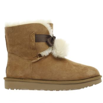 Ugg Tan Gita Womens Boots