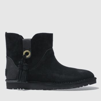 Ugg Black Gib Womens Boots
