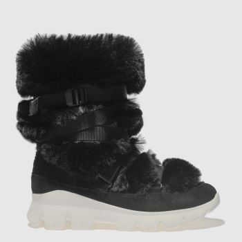 Ugg Black Misty Womens Boots