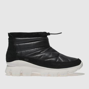 womens black ugg centara boots | schuh