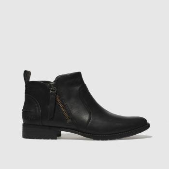 f4fe5cf647e3 Ugg Black Aureo Womens Boots