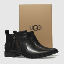 c8c6747cdd8 ugg black aureo boots