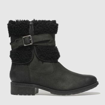 ugg black blayre iii boots