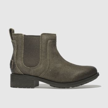 Ugg Brown Bonham Ii Womens Boots