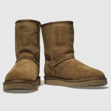 Ugg classic short rubber 1