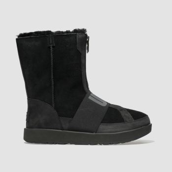 Ugg Black Conness Waterproof Womens Boots