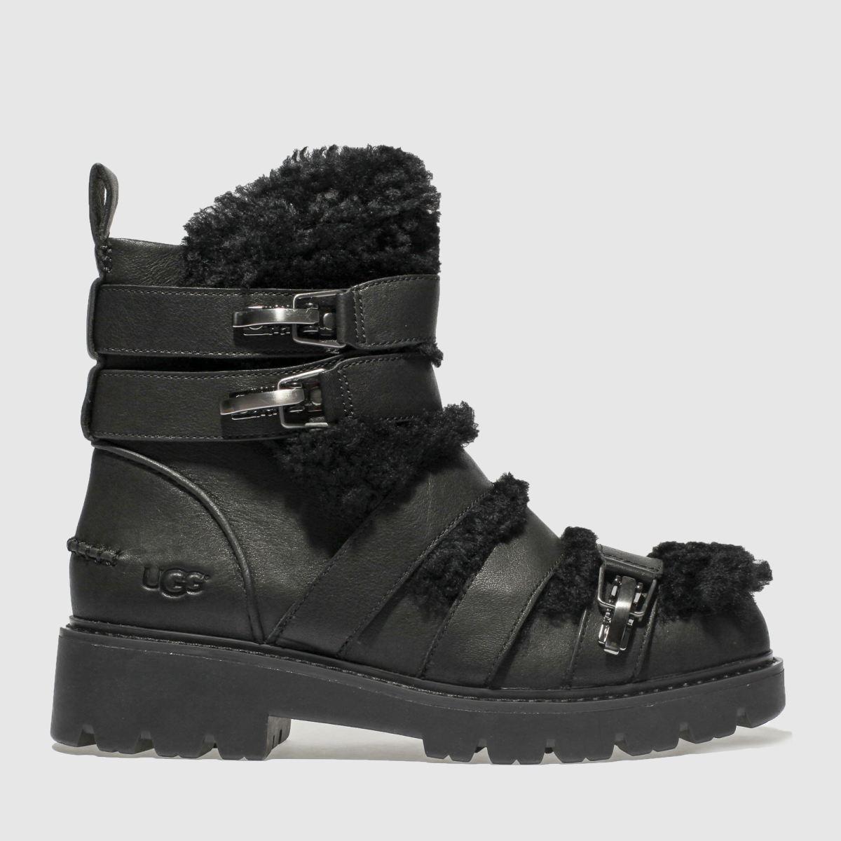 Ugg Black Brix Boots