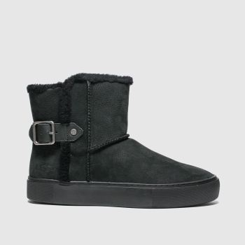 Ugg Black Akia Womens Boots