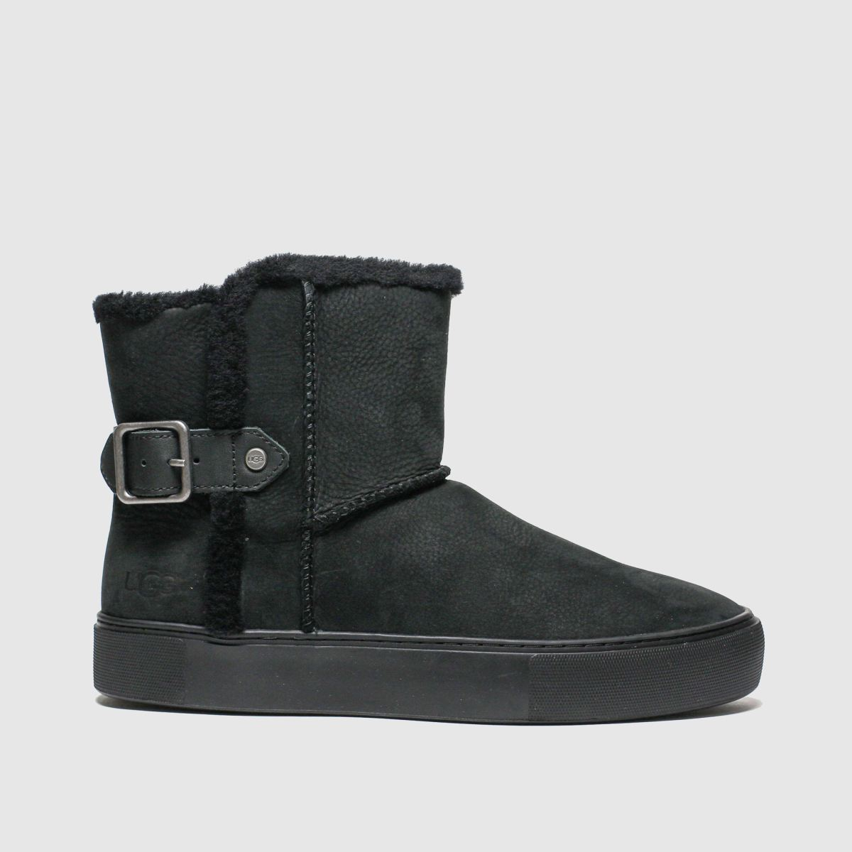 Ugg Black Akia Boots