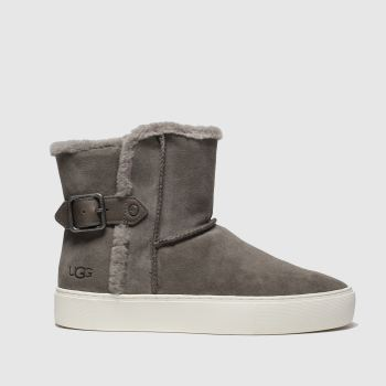 Ugg Grey Akia Womens Boots