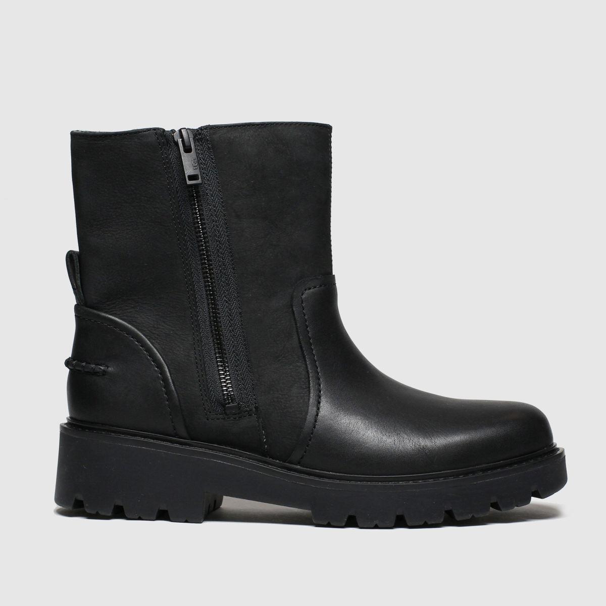 Ugg Black Polk Boots