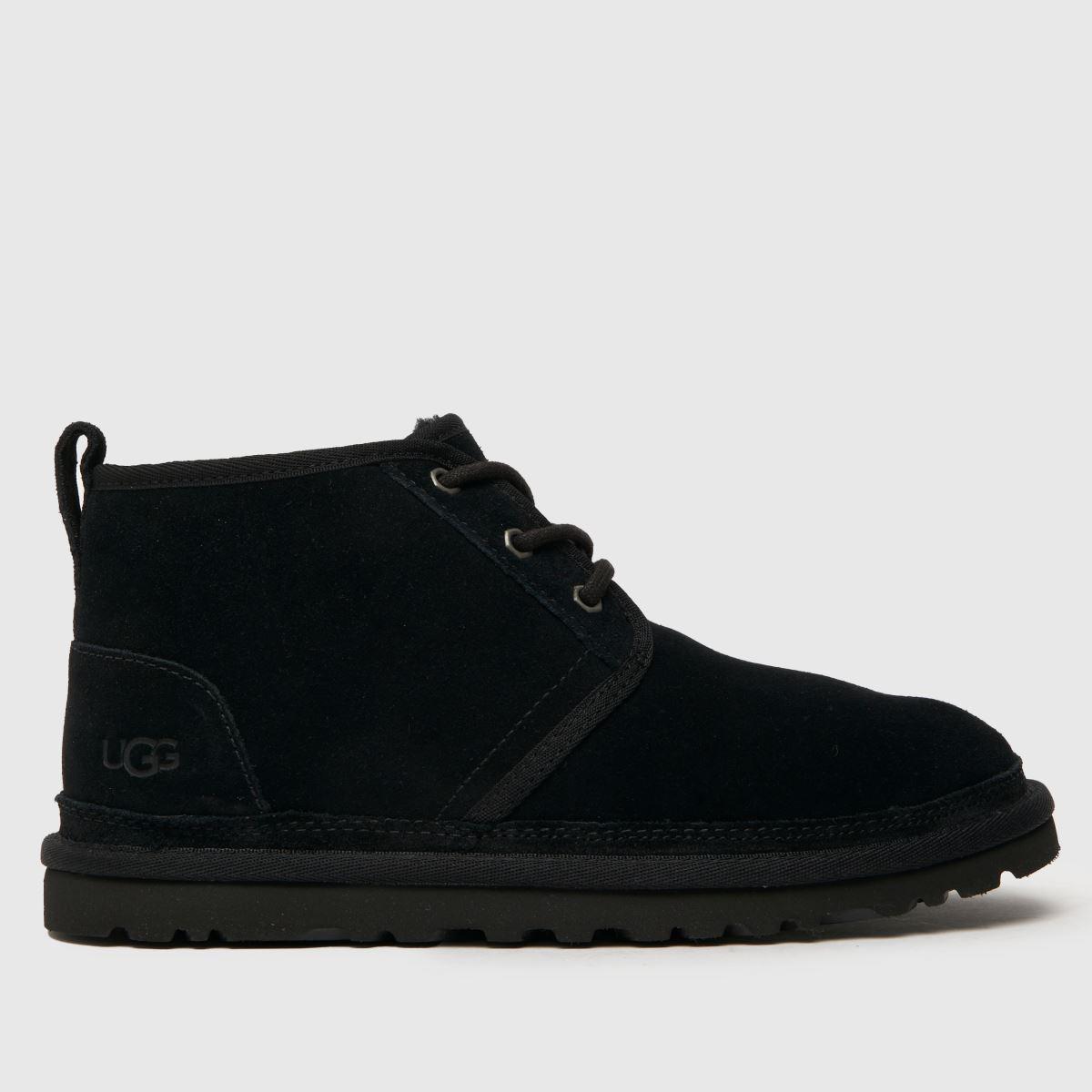 Ugg Black Neumel Boots