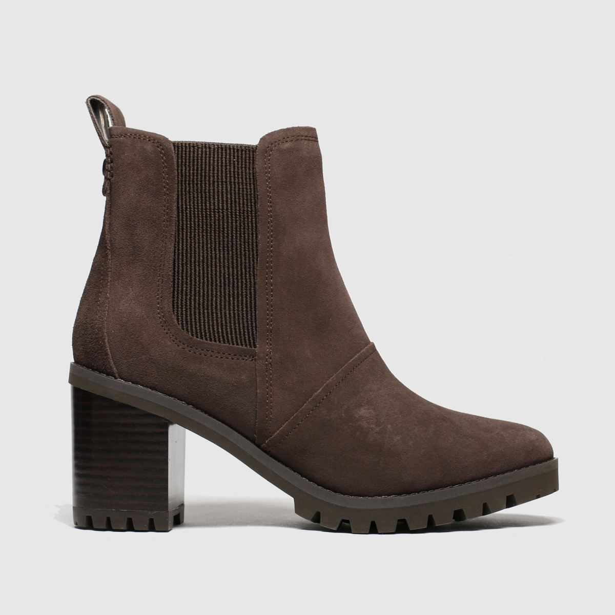 Ugg Brown Hazel Boots