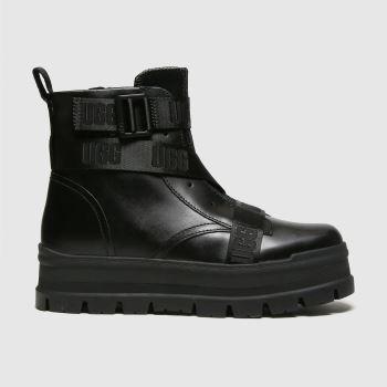 UGG Black Sid Womens Boots