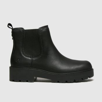 UGG Black Markstrum Womens Boots