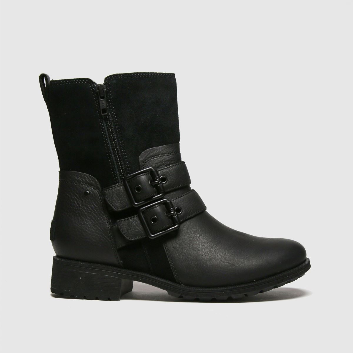 Ugg Black Wilde Boots
