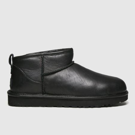 UGG Classic Ultra Mini Leathertitle=