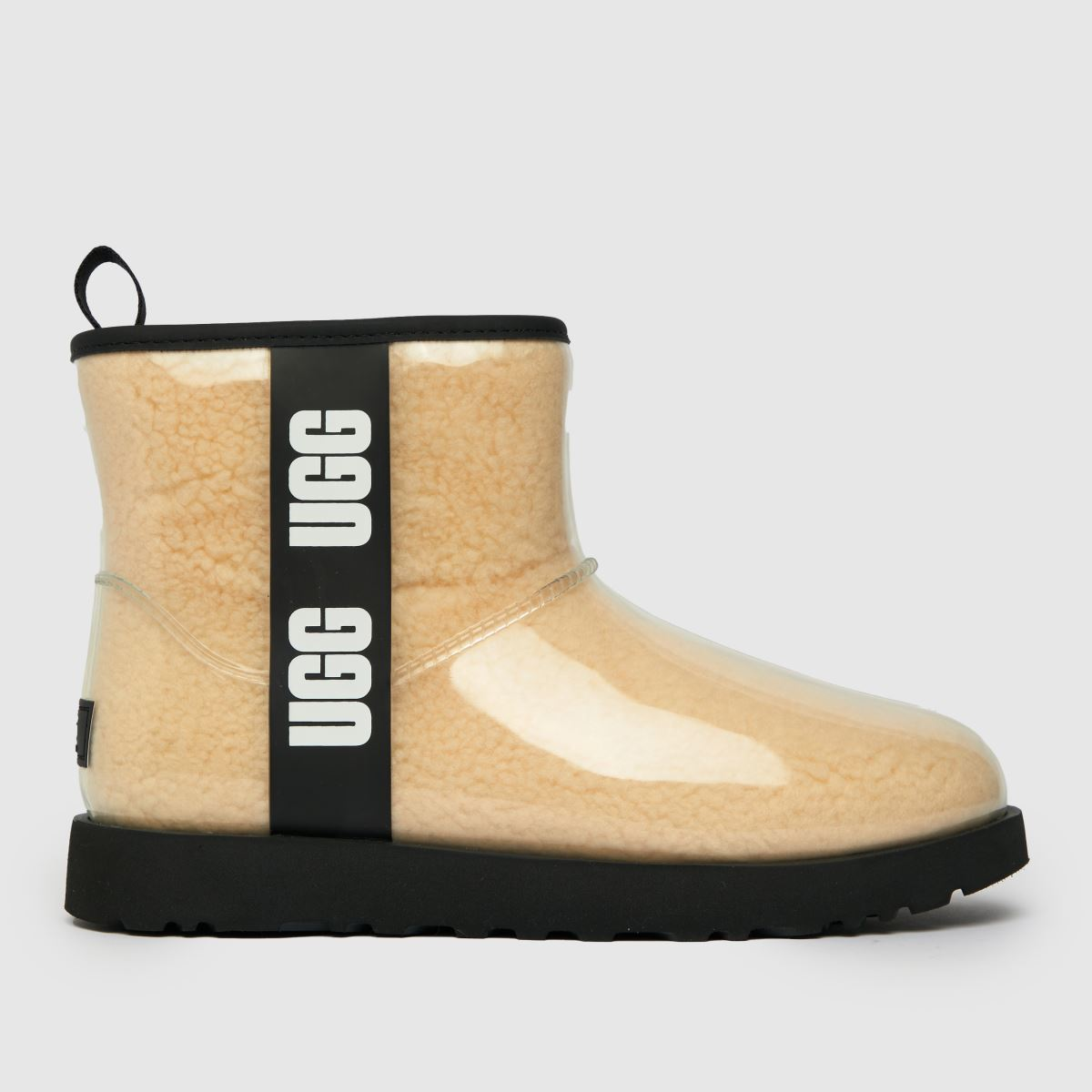 UGG Natural Classic Clear Mini Wp Boots