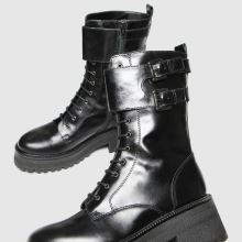 schuh Asher Calf Leather Lace Up 1