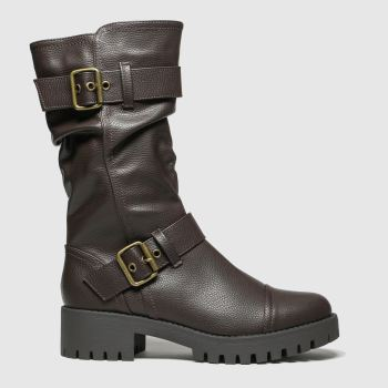 Schuh Brown Tempest c2namevalue::Womens Boots