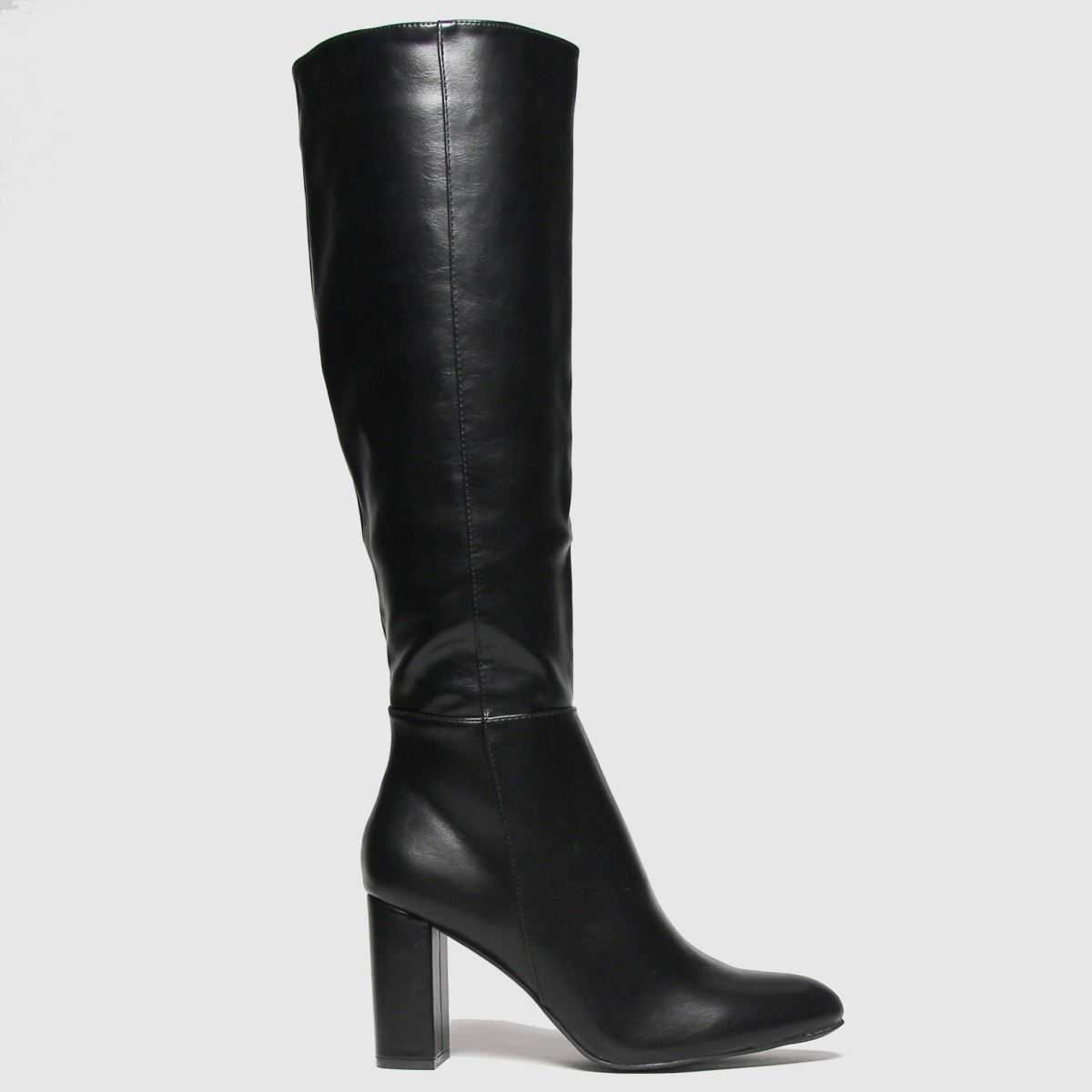 schuh Schuh Black Dakota Pull On Boots