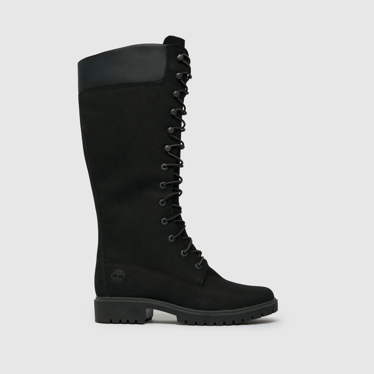 Timberland Black Premium 14 In Wp Boots