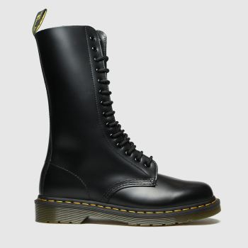 Dr Martens Black 1914 14 Eye Boot Womens Boots