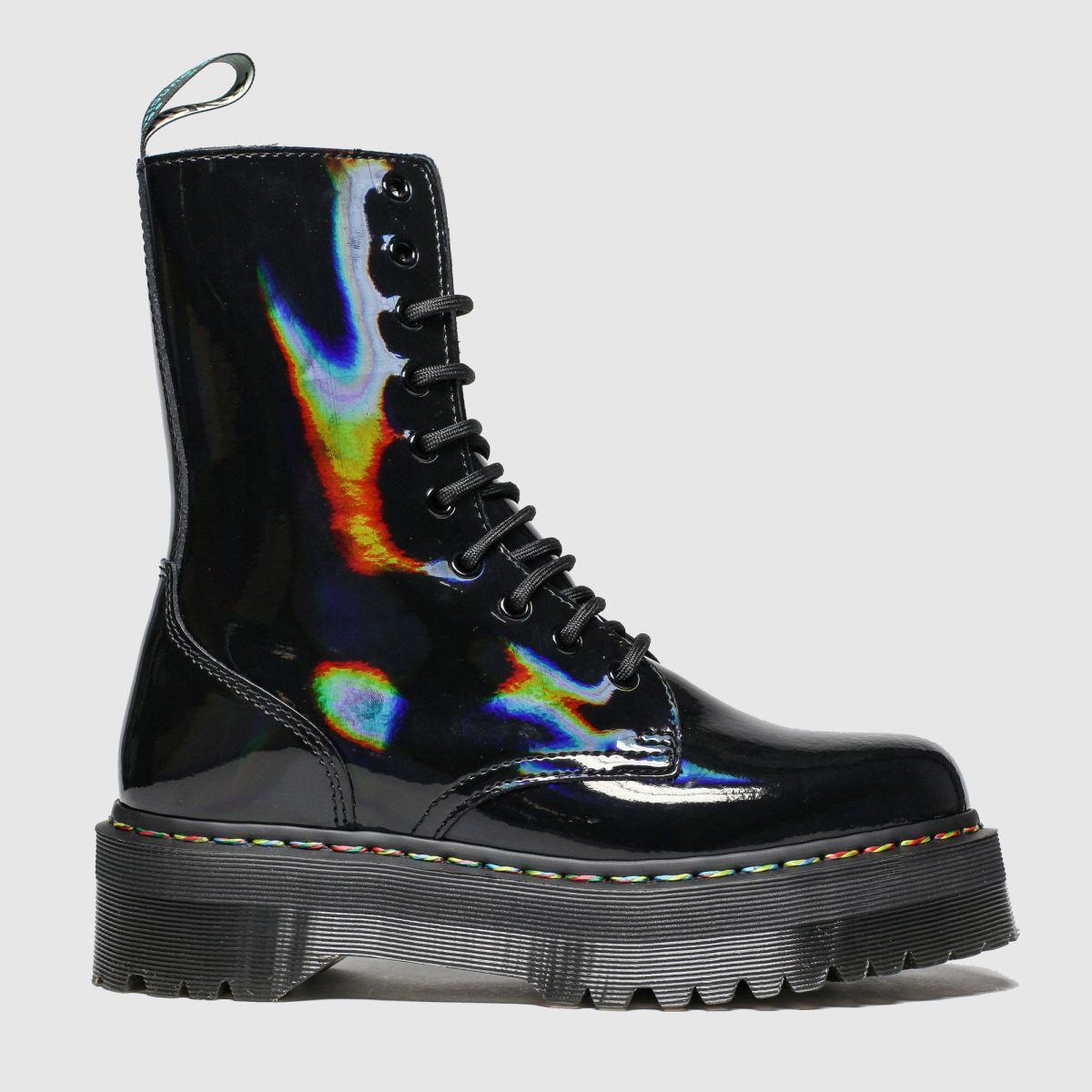 Dr Martens Black Jadon X 10 Eye Boots