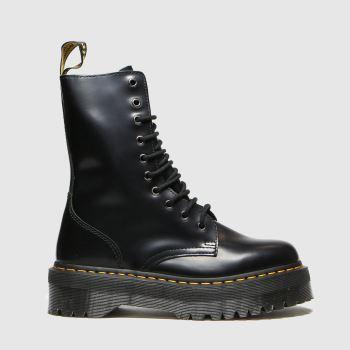 Dr Martens Black Jadon Hi Womens Boots