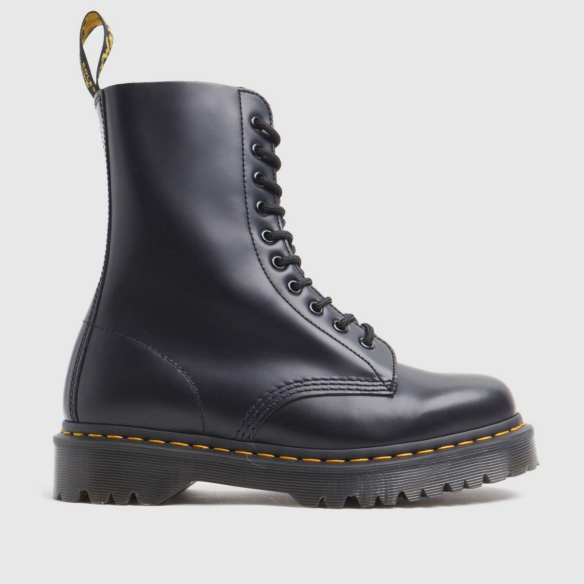 Dr Martens Black 1490 Bex 10 Eye Boots