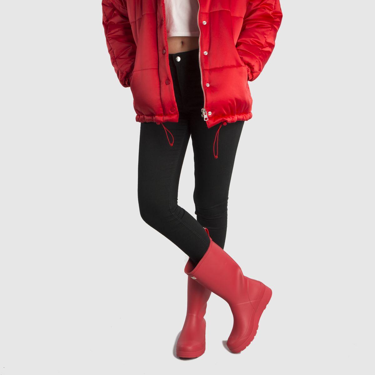 Damen Pink hunter Original Play Tall Boots | schuh Gute Qualität beliebte Schuhe