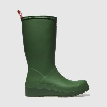 Hunter Green ORIGINAL PLAY TALL BOOT Boots