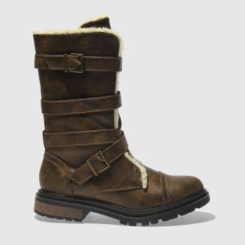 Rocket Dog Brown Lance Womens Boots
