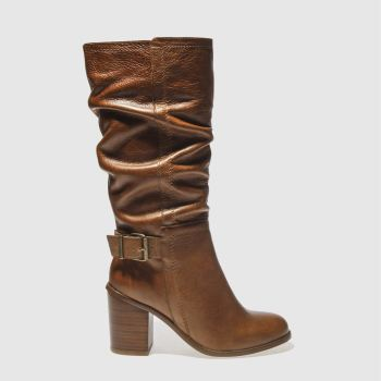 Red Or Dead Tan Barnaby Womens Boots