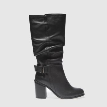Red Or Dead Black Barnaby Womens Boots