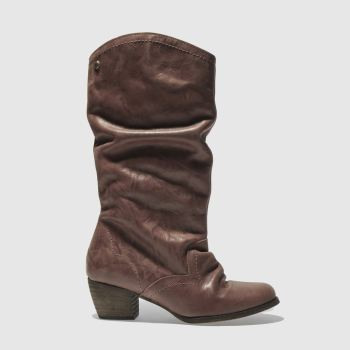 Red Or Dead Tan Darlene Womens Boots
