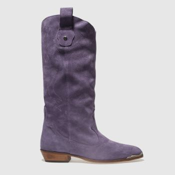 Red Or Dead Lilac Montana Womens Boots