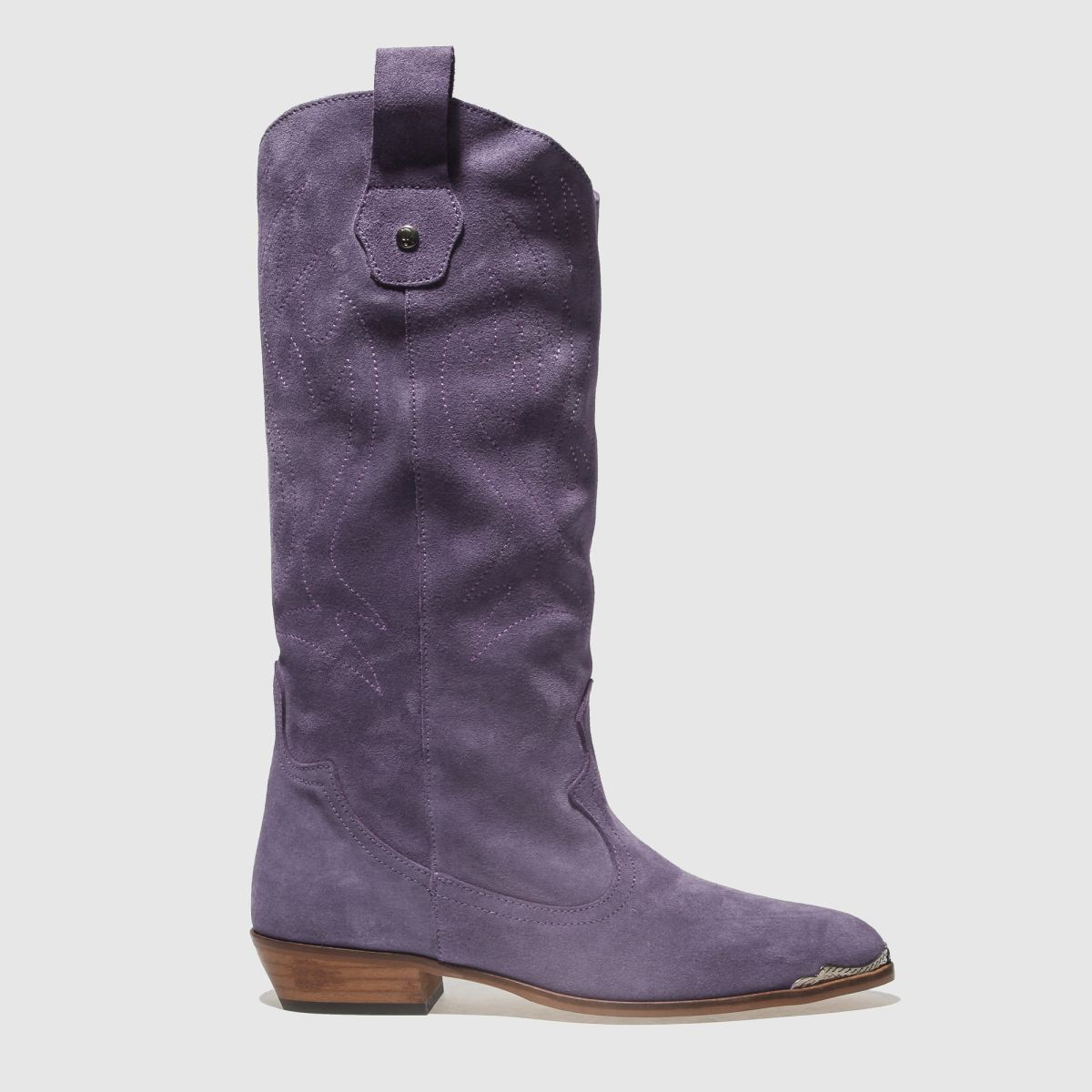 Red Or Dead Lilac Montana Boots