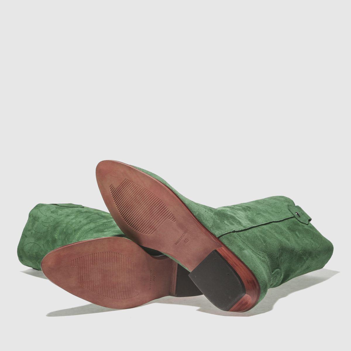 Damen Grün red or dead Montana Boots | Schuhe schuh Gute Qualität beliebte Schuhe | a6e5af