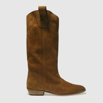RED OR DEAD TAN ROD MONTANA BOOTS