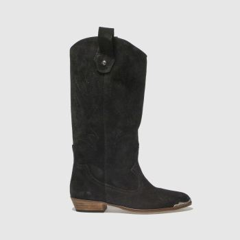 Red Or Dead Black Montana Womens Boots