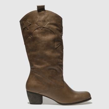 Red Or Dead Tan Arkansas Womens Boots