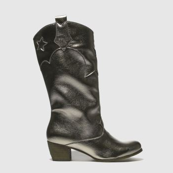 Red Or Dead Pewter Arkansas Womens Boots