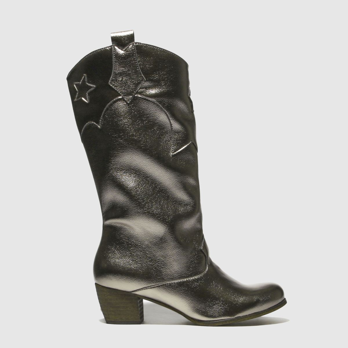 Red Or Dead Pewter Arkansas Boots