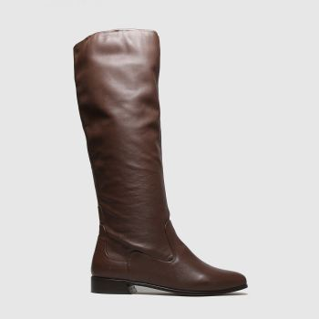 Red Or Dead Brown Cansas Womens Boots