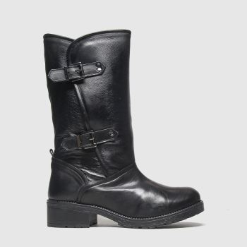 Red Or Dead Black Bill Womens Boots